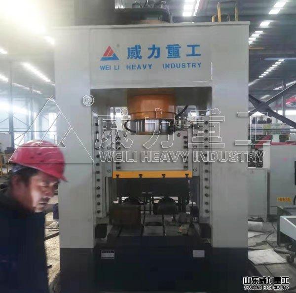 框式500吨快速锻造油压机