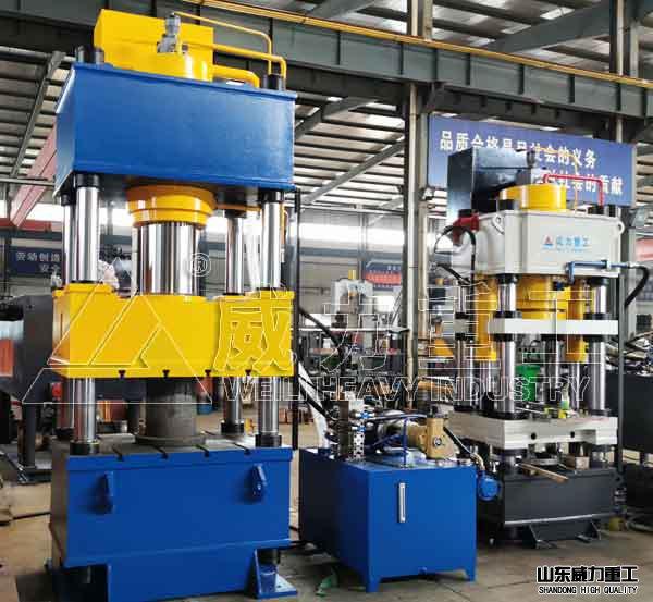 400吨四柱快速油压机